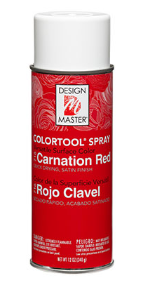 Carnation Red 716 Design Master COLORTOOL® SPRAY