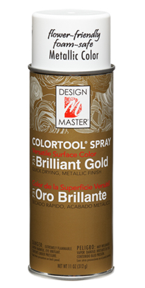 Brilliant Gold 731 Design Master COLORTOOL® METALS