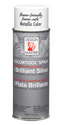 Brilliant Silver 734 Design Master Colortool Metals Ifloralcom