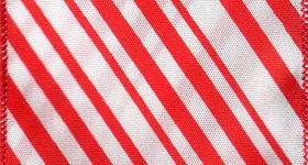 #7410 Peppermint (wired) Ribbon - ifloral.com