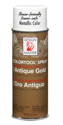 Antique Gold 746 Design Master COLORTOOL® METALS