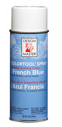 French Blue 747 Design Master COLORTOOL® SPRAY