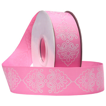 #7513 Melissa (glittered grosgrain) Ribbon - ifloral.com