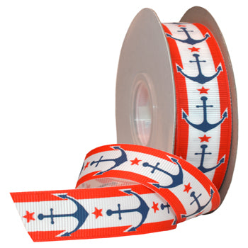 #7535 Nautical Ribbon - ifloral.com