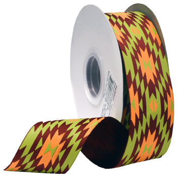 #7546 Sothwest Style (grosgrain) Ribbon - ifloral.com
