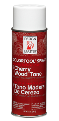 Cherry Wood Tone 756 Design Master WOOD TONE SPRAY