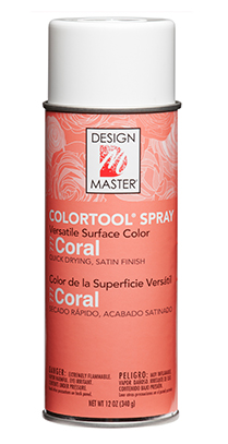 Coral 777 Design Master COLORTOOL® SPRAY