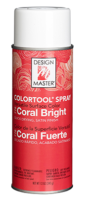 Coral Bright 778 Design Master COLORTOOL® SPRAY
