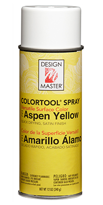Aspen Yellow 791 Design Master COLORTOOL® SPRAY