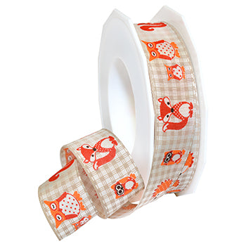 #800 Wildtiere Ribbon - ifloral.com