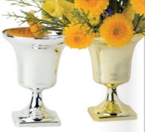 Millennium Urn, Silver (Pack of 12) - ifloral.com