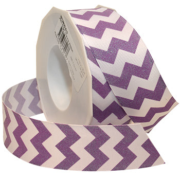 #981 Sugar Chevron Ribbon - ifloral.com