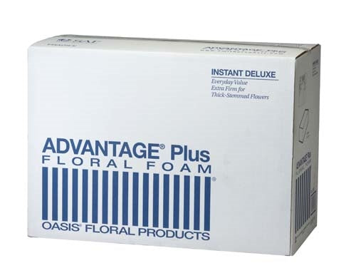 ADVANTAGE® Plus Deluxe Floral Foam, 48 case - ifloral.com