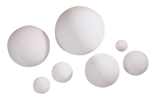 "3"" STYROFOAM® Ball, 72/case - ifloral.com"