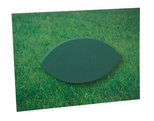 OASIS® Scenic Shape, Football, 1 pack - ifloral.com