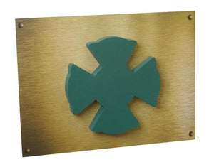 OASIS® Scenic Shape Fire, Rescue, 1 pack - ifloral.com