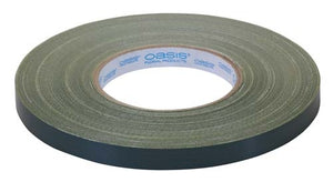 "1/2"" OASIS® Waterproof Tape, Green, 48/case - ifloral.com"