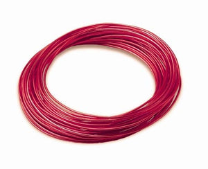 OASIS™ Aluminum Wire, Red, 10/case - ifloral.com