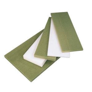 "2"" x 12"" x 36"" Green STYROFOAM® Sheet, 20/Case - ifloral.com"