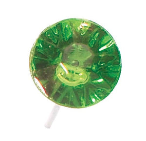 LOMEY™ Diamante Pin, Apple Green, 100 pack - ifloral.com