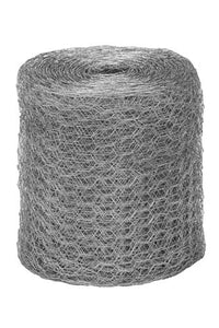 "12"" OASIS™ Florist Netting, Galvanized, 1 roll - ifloral.com"