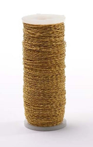 OASIS™ Bullion Wire, Gold, 1 pack - ifloral.com