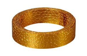 OASIS™ Snakeskin Wire, Gold, 6/case - ifloral.com