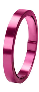 "1/2"" OASIS™ Flat Wire, Strong Pink, 1 pack - ifloral.com"