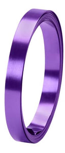 "1/2"" OASIS™ Flat Wire, Purple, 1 pack - ifloral.com"