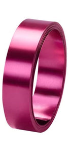 "1"" OASIS™ Flat Wire, Strong Pink, 1 pack - ifloral.com"