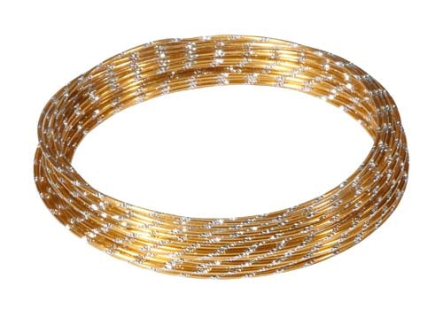 OASIS™ Diamond Wire, Gold, 1 pack - ifloral.com