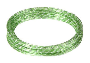 OASIS™ Diamond Wire, Apple Green, 10/case - ifloral.com