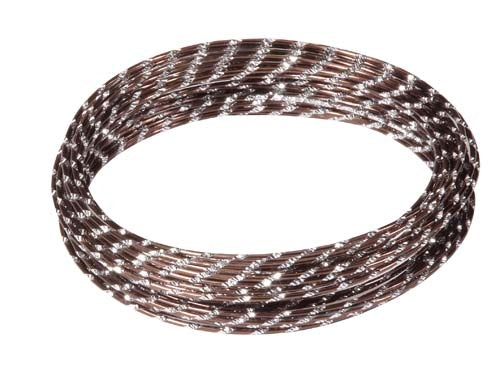 OASIS™ Diamond Wire, Brown, 10/case - ifloral.com