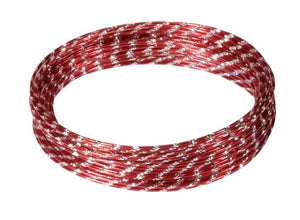 OASIS™ Diamond Wire, Red, 10/case - ifloral.com