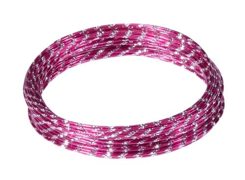 OASIS™ Diamond Wire, Strong Pink, 10/case - ifloral.com