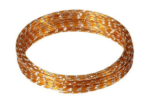 OASIS™ Diamond Wire, Tangerine, 10/case - ifloral.com