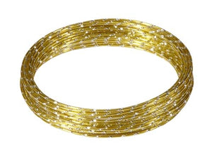 OASIS™ Diamond Wire, Yellow, 10/case - ifloral.com
