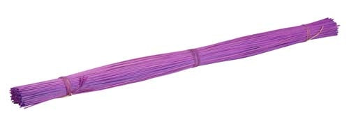 OASIS™ Midollino Sticks, Purple, 10/case - ifloral.com