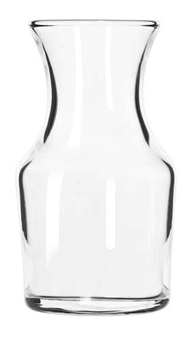 Decanter Bud Vase, 72/case