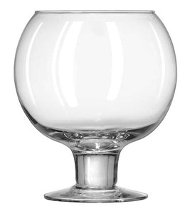 "7"" Bubble Ball Pedestal Vase, 6/case - ifloral.com"