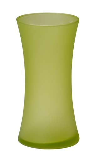 Gathering Vase, Apple Green Matte, 12/case - ifloral.com