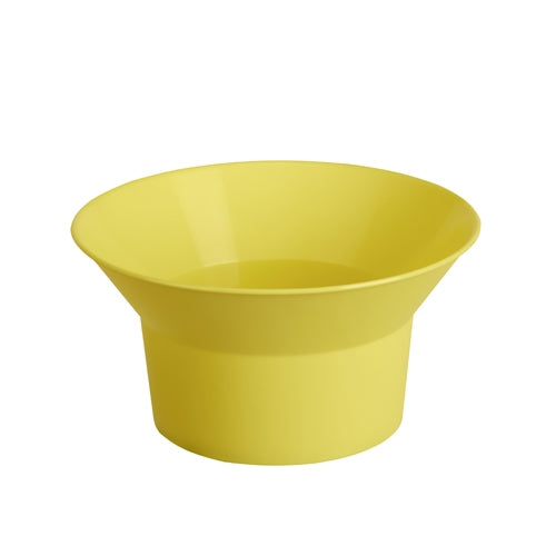 OASIS Flare Bowl, Golden Yellow (12/Case) - ifloral.com