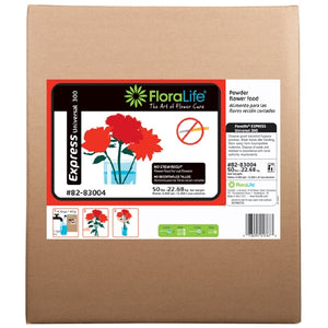 Floralife® Express Universal 300 Powder, 50 lb. box - ifloral.com
