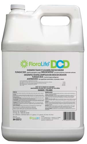 Floralife® D.C.D.® Cleaner, 2.5 gallon, 2.5 gallon jug - ifloral.com