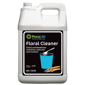 Floralife® Floral Cleaner, 2.5 gallon - ifloral.com