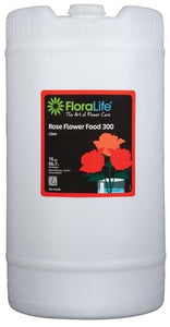 Floralife® Rose Food Clear 300 Liquid, 15 gallon, 15 gallon drum - ifloral.com