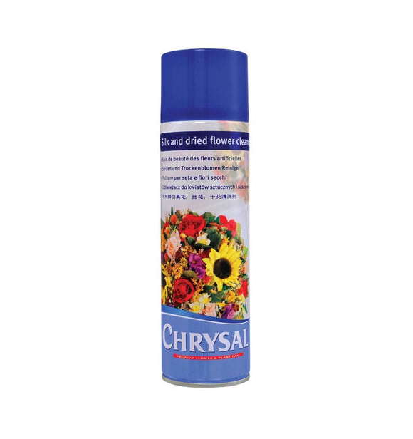 Silk and Dried Flower Cleaner Aerosol Can 17 FL Oz - ifloral.com