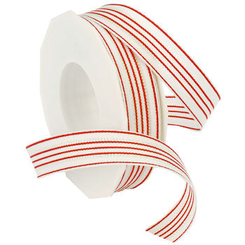 #V93539 Christmas Grosgrain (wired) Ribbon - ifloral.com