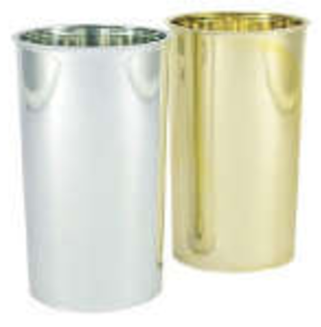 Cylinder, Gold (Pack of 12)
