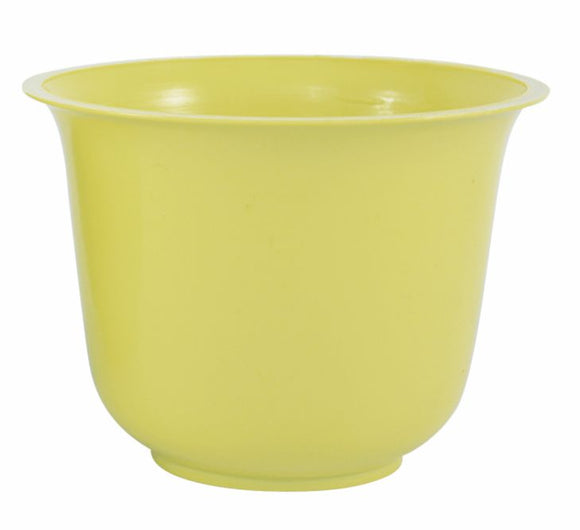 Medium Spun Planter, Green (Pack of 12) - ifloral.com